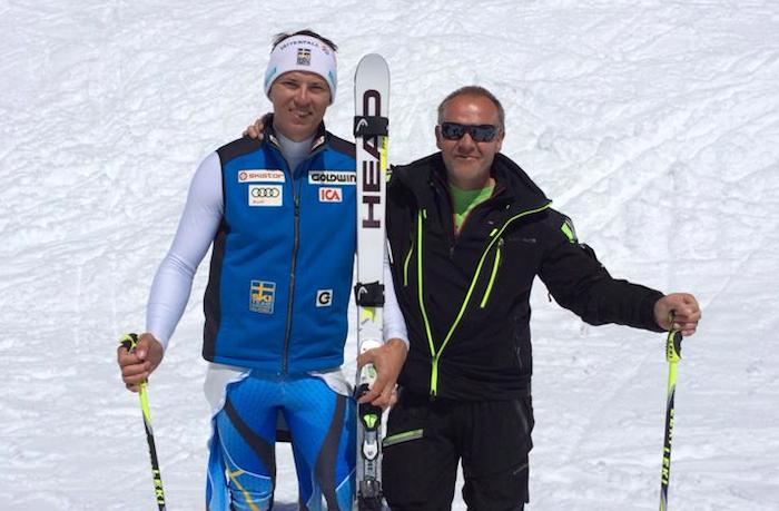 André Myhrer lascia Nordica per passare a Head