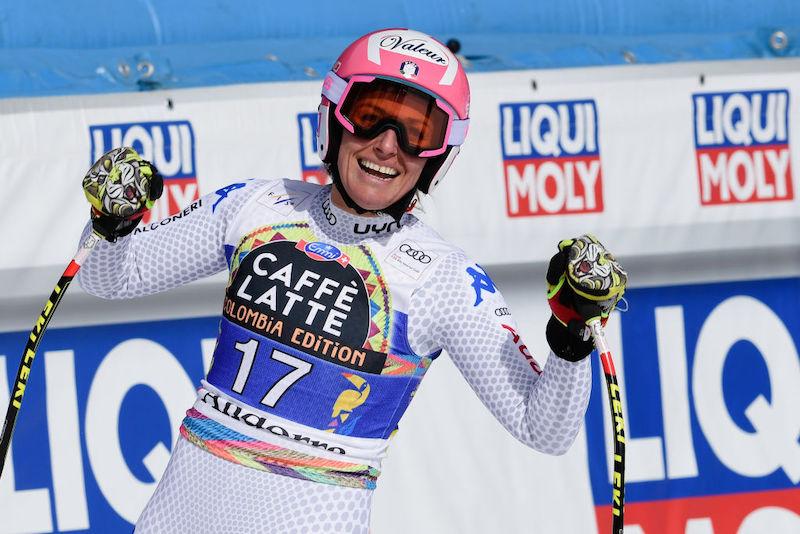 Nadia Fanchini campionessa italiana di superG, Marta Bassino di combinata