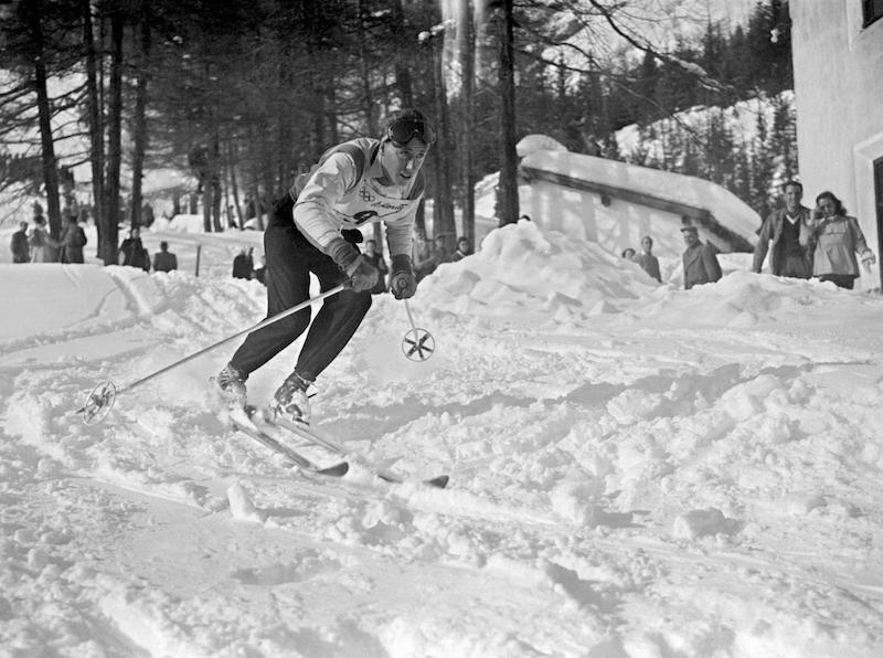 La storia delle Olimpiadi invernali - St. Moritz 1948, i Giochi della rinascita