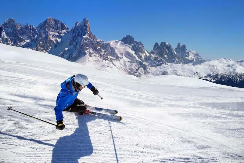 Sabato apre la stagione sciistica all'Alpe Lusia/San Pellegrino