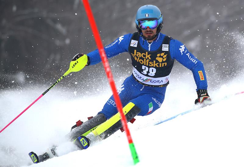 Tommaso Sala terzo e Federico Liberatore quarto nello slalom di Coppa Europa di Berchtesgaden