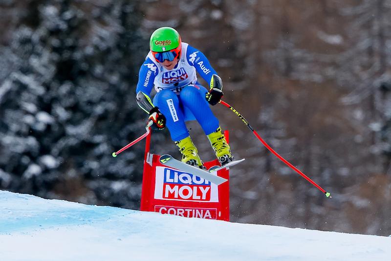 Hanna Schnarf seconda nel superG di Cortina d'Ampezzo! Vince Lara Gut, fuori Mikaela Shiffrin e Sofia Goggia