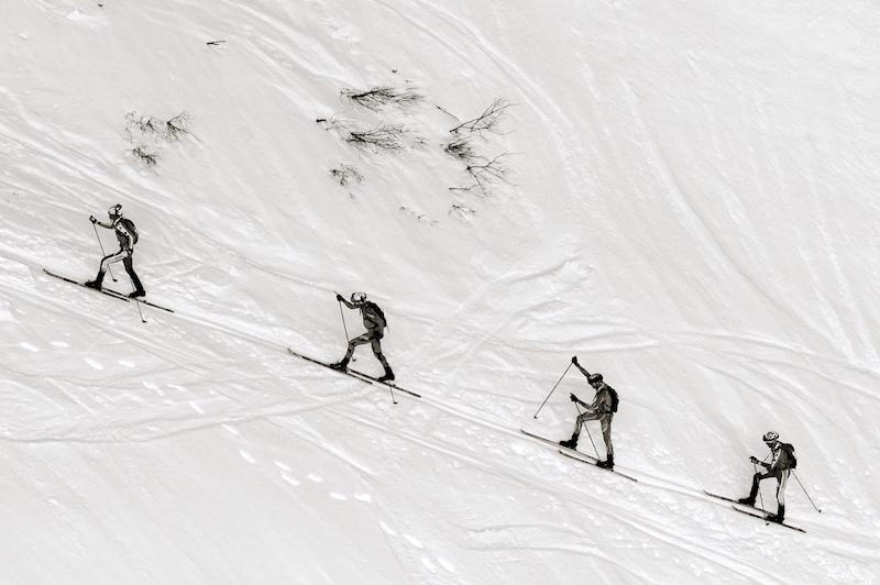 Domenica i campionati italiani giovanili di sci alpinismo in Alta Valtellina