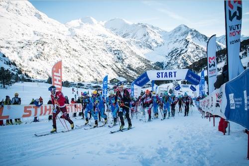 Ad Andorra altra tappa di Coppa del Mondo trionfale per l'Italia dello sci alpinismo