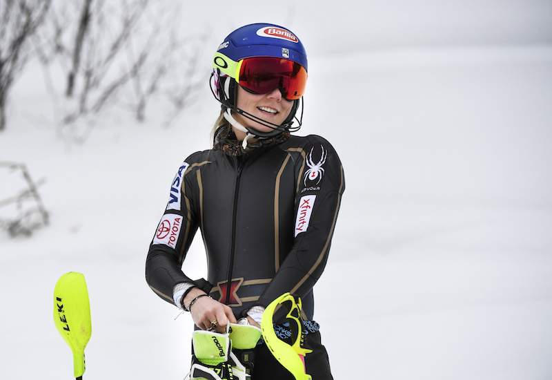 Slalom femminile di Åre, prima manche LIVE! Lista di partenza e azzurre in gara