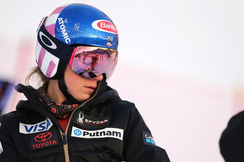 Slalom femminile di Lenzerheide, prima manche LIVE! Lista di partenza e azzurre in gara