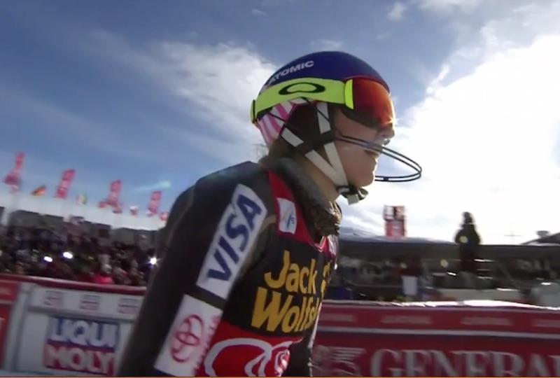 Mikaela Shiffrin inavvicinabile nello slalom di Åre