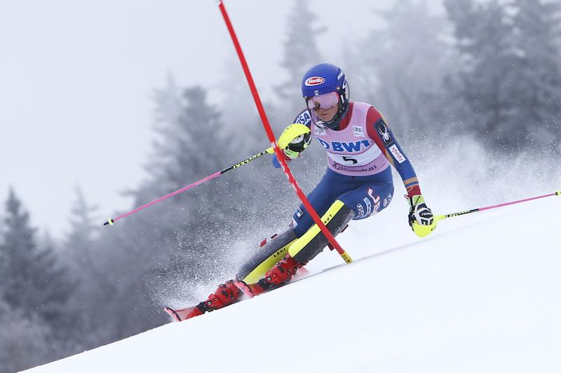 Slalom femminile di Killington, seconda manche LIVE!