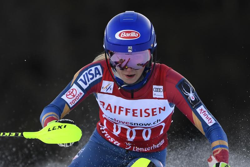Slalom femminile di Lenzerheide, seconda manche LIVE!