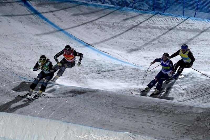 Sandra Näslund e Armin Niederer vincono gli ski cross di Coppa del Mondo di Watles