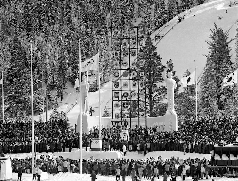 La storia delle Olimpiadi invernali - Squaw Valley 1960, i Giochi della città-fantasma e del miracolo dimenticato