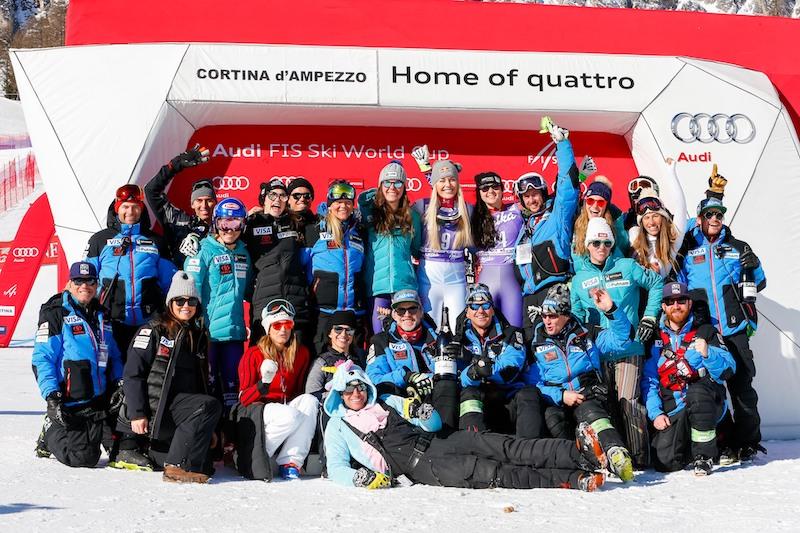 Gli Stati Uniti dello sci alpino per i Giochi di PyeongChang 2018