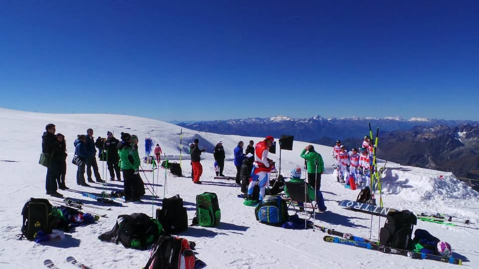 Foto tratta dalla pagina Facebook Swiss Alpin Ski Team