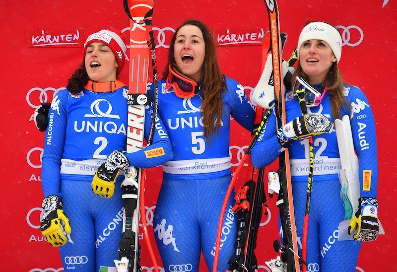 Tutte le triplette della storia della Coppa del Mondo di sci alpino