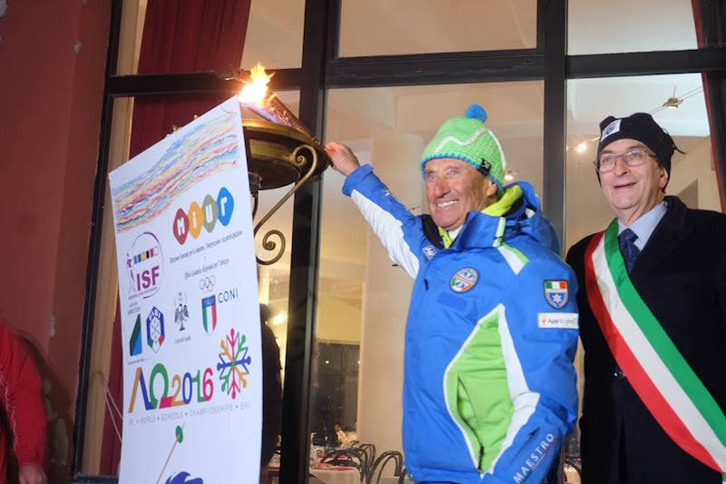 Al via in Abruzzo i campionati mondiali studenteschi di sci