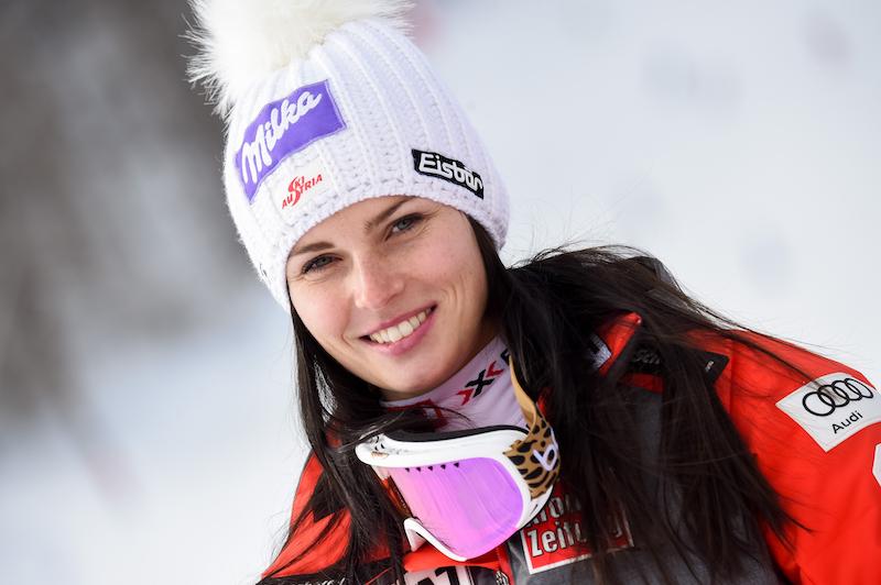 E' tornata anche Anna Fenninger, ops, Anna Veith: suo il secondo superG di Val d'Isère. Terza Sofia Goggia!