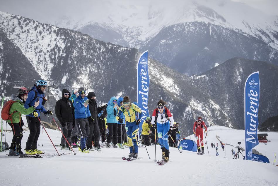 Risultati delle gare d'apertura di Coppa del Mondo di sci alpinismo nel Principato di Andorra