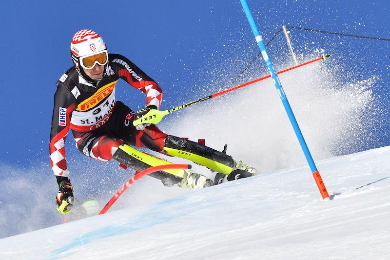 Matej Vidović vince lo slalom di Coppa Europa di Obereggen, ottavo Federico Liberatore