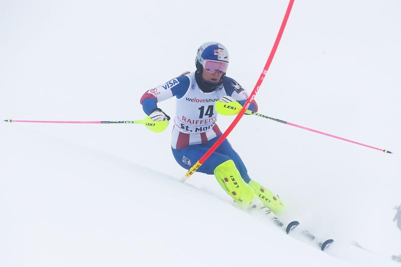 Manche di slalom valida per la combinata femminile di Lenzerheide LIVE!