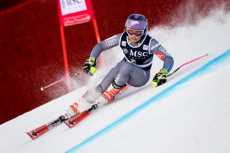 Tessa Worley trionfa nel gigante di Lenzerheide, azzurre fuori dal podio