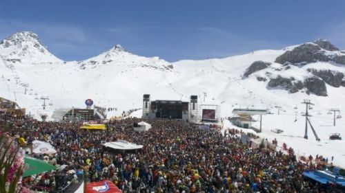 Concerto in quota a Ischgl (Tirolo) per Mariah Carey