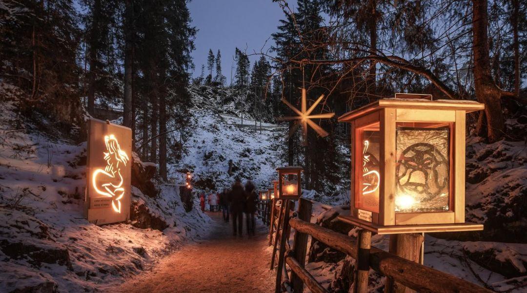 Natale in Val D'Ega