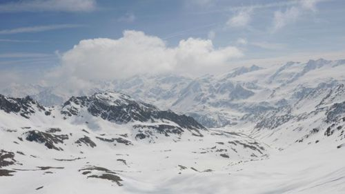 Alta Valle Martello in Inverno
