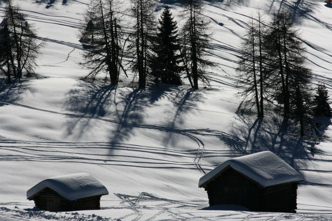 scie in Alta Badia