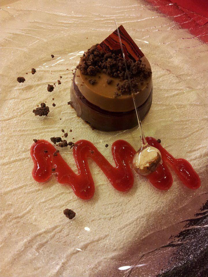 I dolci dell'hotel Arnika,squisiti...