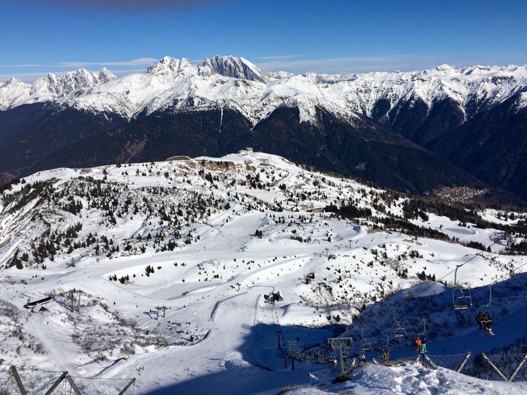 Dolomiti Dal Monte Zoncolan