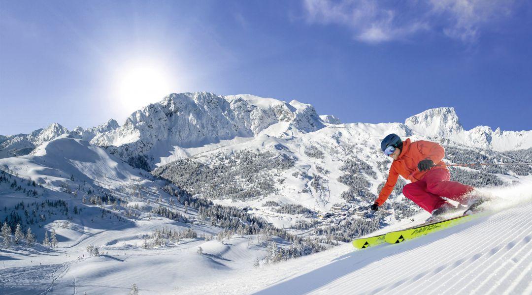 Il 6 dicembre si apre la stagione invernale di Nassfeld-Passo Pramollo