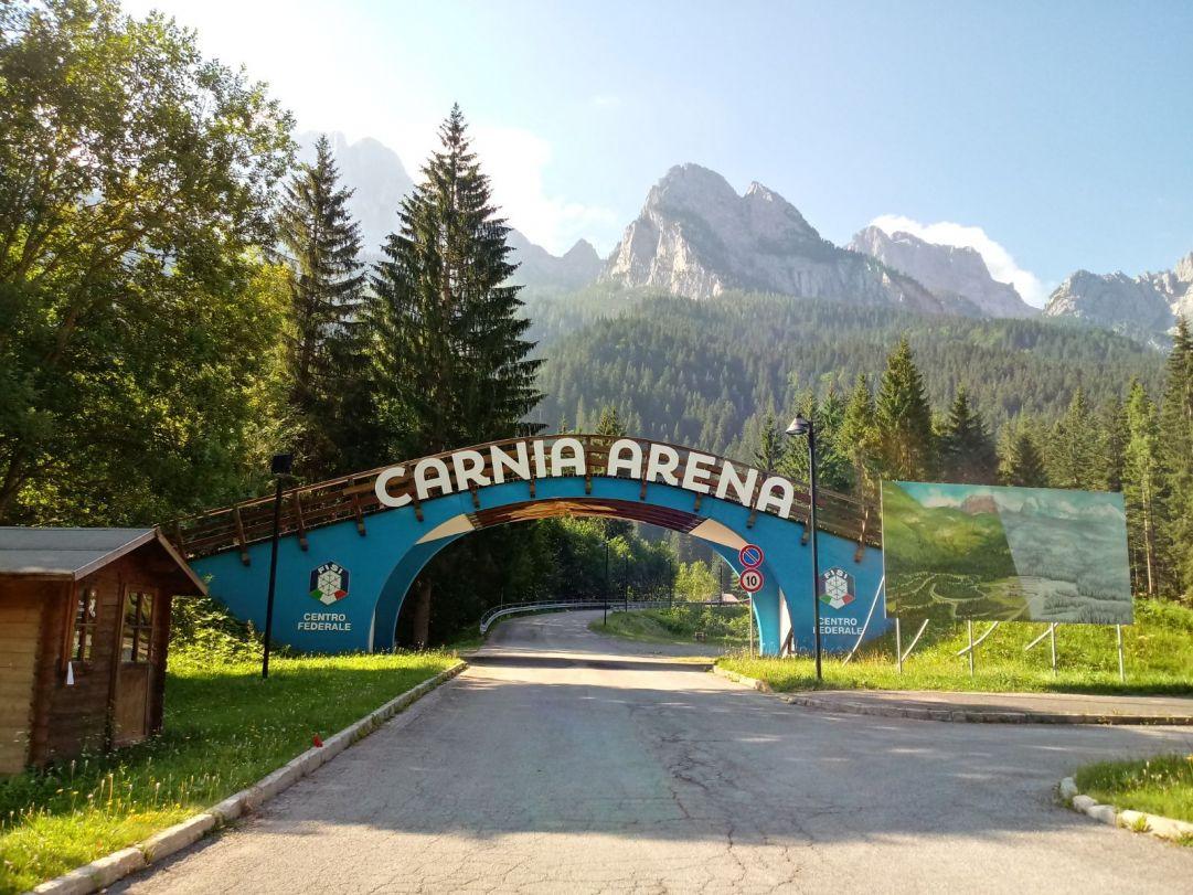 Definito il programma di gare dei Campionati Italiani estivi di sci fondo e skiroll di Forni Avoltri