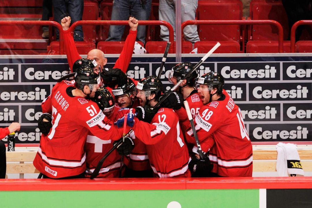 Photo: Richard Wolowicz / HHOF-IIHF Images