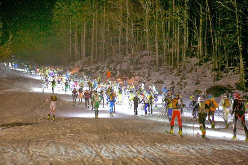 Il Lavaronda trasloca a Folgaria e diventa Folgrait Ski Race