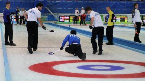Tre sconfitte per l'Italia nei tornei di curling delle Universiadi