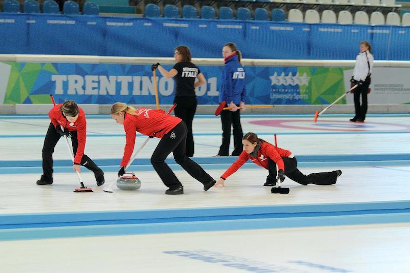 Universiadi, eliminata l'Italia femminile del curling
