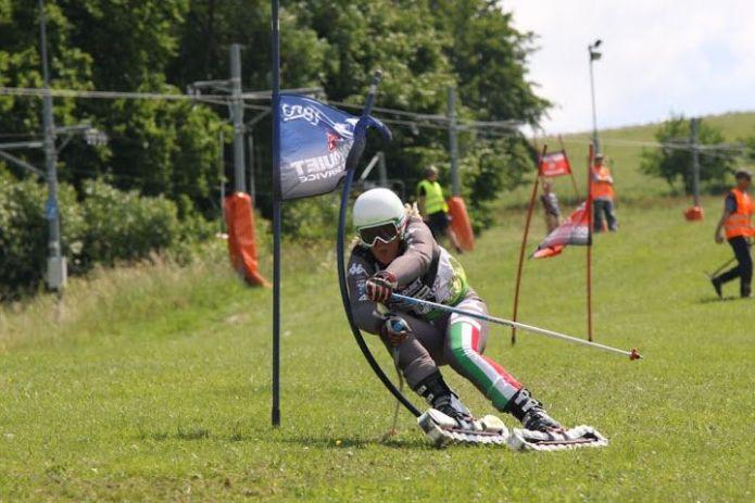 Antonella Manzoni Valsassina Ski Team