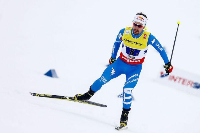 Alessandro Pittin Atleta dell'Anno FISI 2015