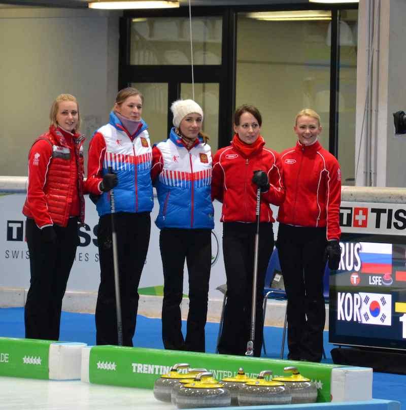 Va alla Russia l'oro nel torneo femminile di curling delle Universiadi