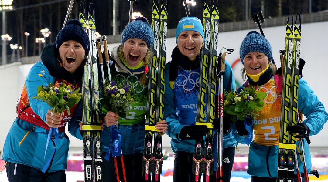 Ucraina oro nel giorno della speranza, è il secondo nella storia dei Giochi invernali