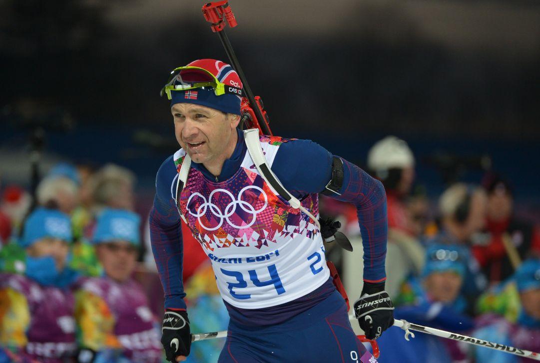 Immenso Ole Einar Bjørndalen, a 40 anni conquista il suo settimo oro olimpico!