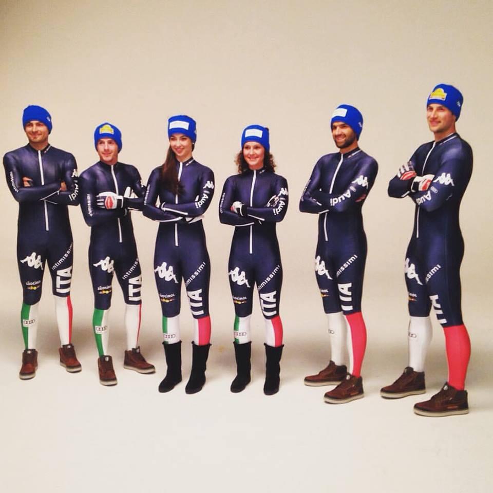 L'Italia degli sport invernali torna al blu. Ecco le nuove tute per il 2015-'16