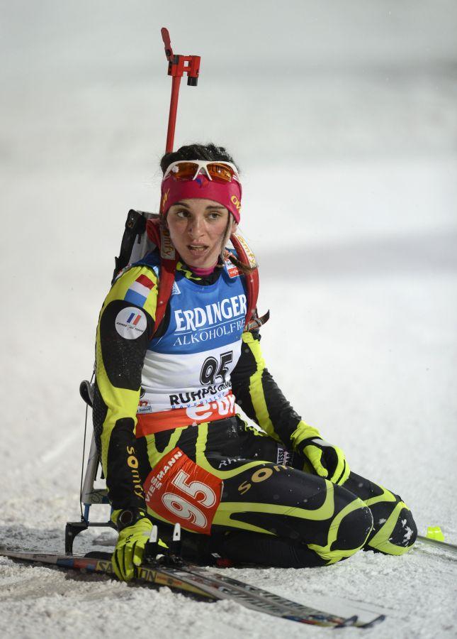 Sophie Boilley appende gli sci al chiodo