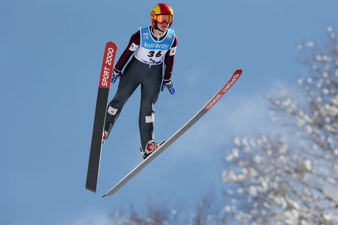Il Canada comunica le saltatrici per Sochi 2014. C'è Alexandra Pretorius