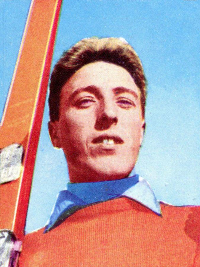 È morto Nilo Zandanel, portabandiera dell'Italia a Cortina 1956 e recordman del mondo di salto con gli sci