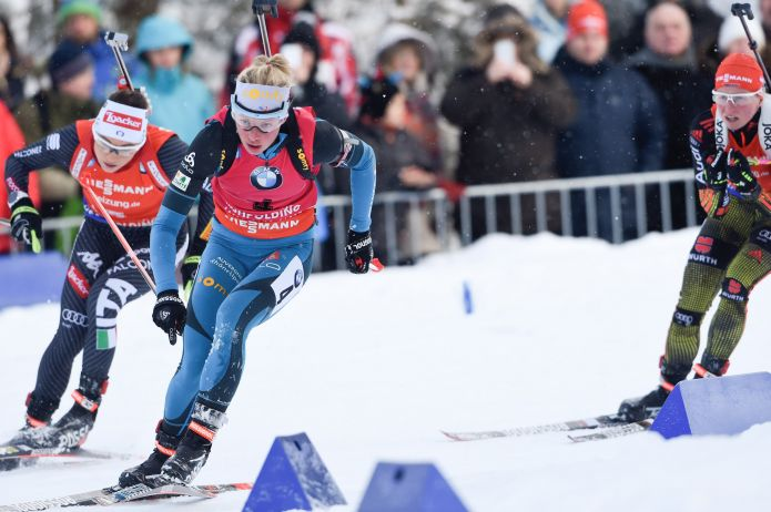 Staffetta Femminile Anterselva - Start List. L'Italia può fare la storia
