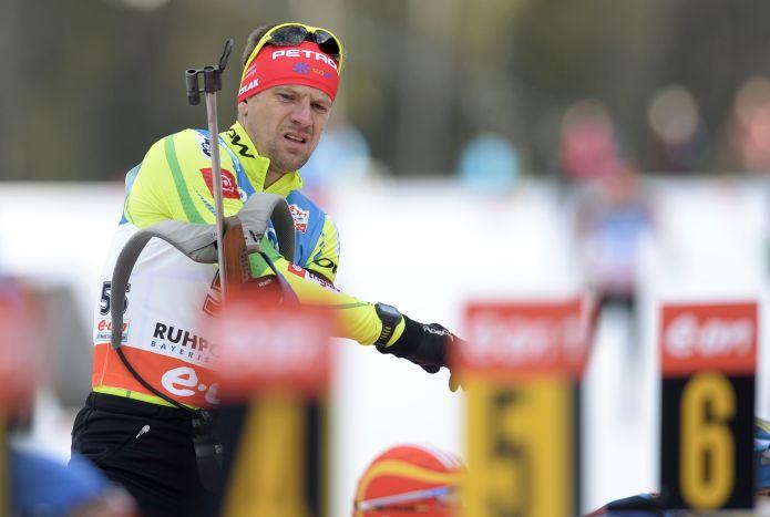 Ufficiale il ritiro di Janez Maric, un capitolo di storia del biathlon sloveno