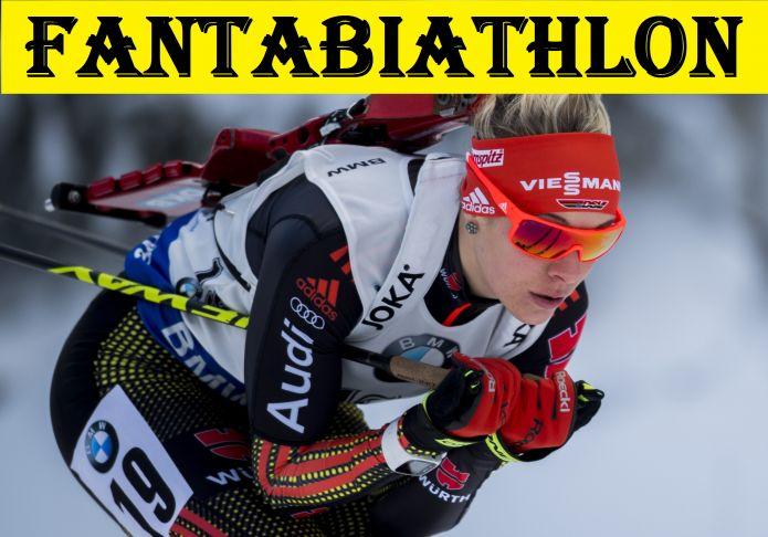 FANTABIATHLON 2017 - Notiziario del 8 gennaio [Classifiche + Talent Scout]