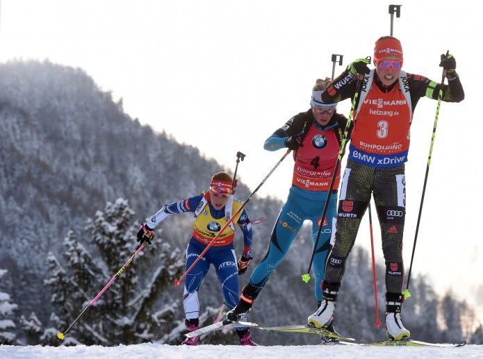 La situazione della qualificazione olimpica dopo la tappa di Ruhpolding
