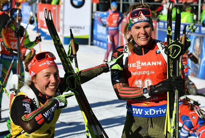 Miracolo ad Anterselva, vince Nadine Horchler! Alexia Runggaldier 6^